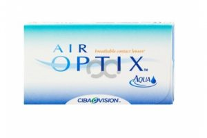 Air Optix Aqua 3-kom