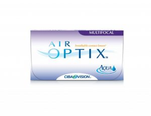 Air Optix Multifocal 6-kom