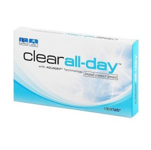 Clear all day 3-kom
